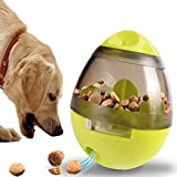Ztl Pet Food Ball Interactive Treat Dispensing Toy Tumbler IQ Treat Ball for Dogs & Cats
