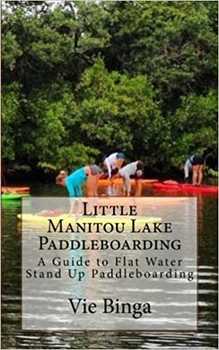 Book Little Manitou Lake Paddleboarding