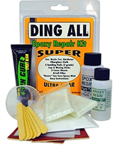 - Ding All Epoxy Super Surfboard Repair Kit