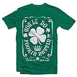 You'll Do Fookin Nuttin Irish Pride Unisex T Shirt