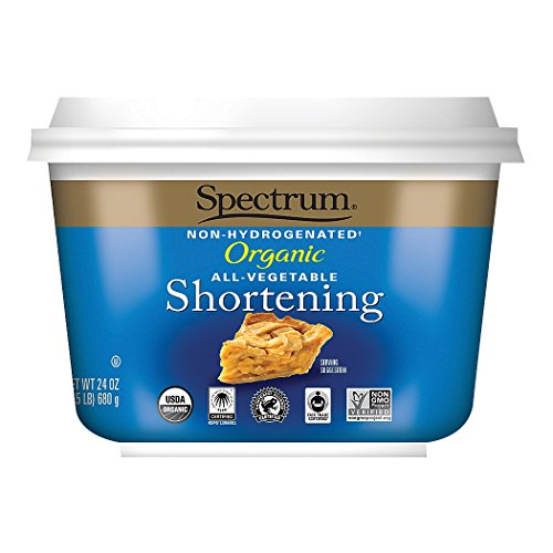 Spectrum Organic Vegetable Shortening Ounce