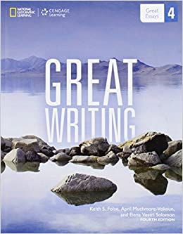 Book Great Writing 4: Text