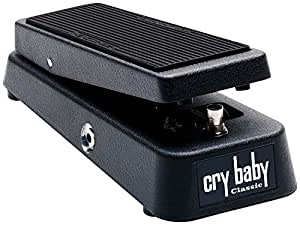 dunlop gcb95f cry baby classic wah guitar effects pedal musical instruments. Black Bedroom Furniture Sets. Home Design Ideas