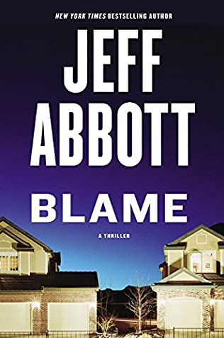 book cover of Blame
