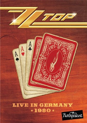 ZZ Top- Live in Germany 1980 DVD (Top Concerts Zz)