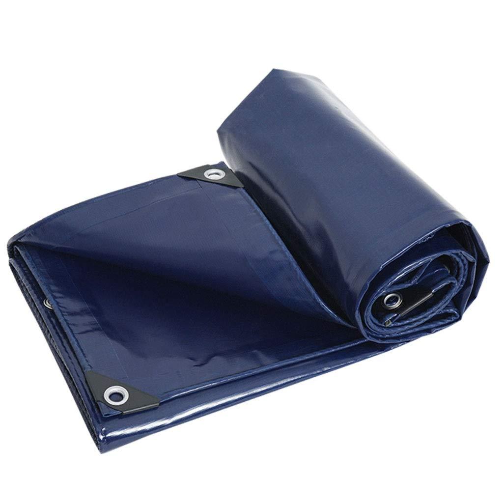 2x3m TongN Polyester 0.45mm Ground Cover Housse De Pluie Multi-Usage pour Camping en Plein Air Pêche Abri De Mouche De Pluie