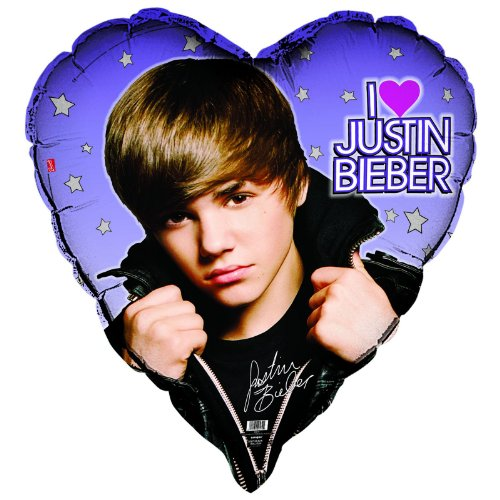 Justin Bieber Heart Shaped 36