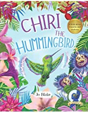 Chiri The Hummingbird: A book about empathy and kindness