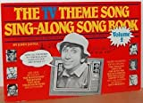 The TV Theme Song Sing-Along Songbook, John Javna, 0312782187