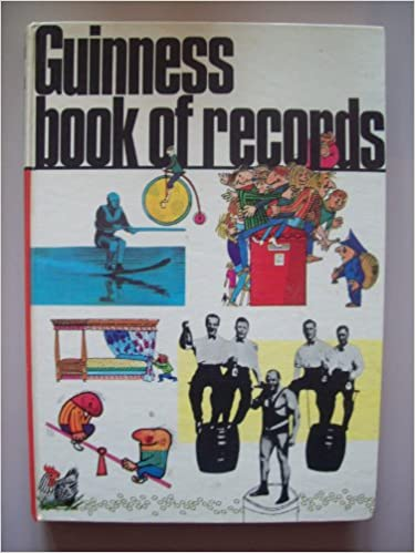 amazon guinness book of records 1970 n d mcwhirter r a