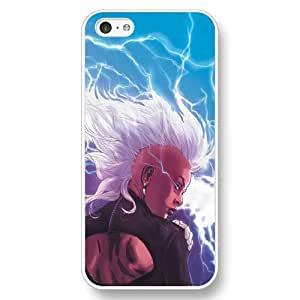 MMZ DIY PHONE CASEUniqueBox Customized Marvel Series Case for ipod touch 4, Marvel Comic Hero Storm Ororo Munroe ipod touch 4 Case, Only Fit for Apple ipod touch 4 (White Hard Case)
