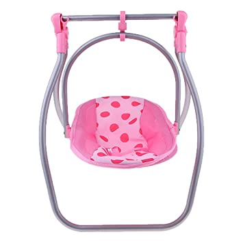 Amazon.es: B Blesiya Mini Columpio + Silla 2 en 1 para Bebé ...