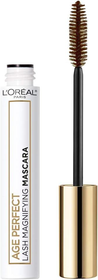 L'Oreal Paris Age Perfect Lash Magnifying Mascara with Conditioning Serum and Jojoba Oil