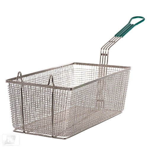8 inch fryer baskets - 1
