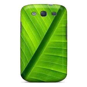 Premium Durable Perfect Green Fashion Tpu Galaxy S3 Protective Case Cover