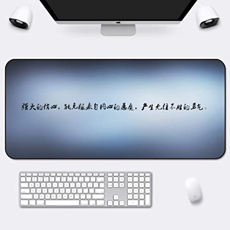 DM&FC Gaming Mouse Pad Grande, Extendido Escritorio ...