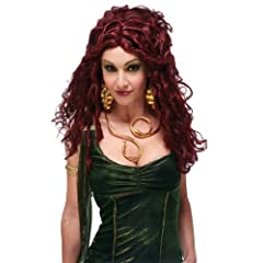 California Costumes Medusa Wig