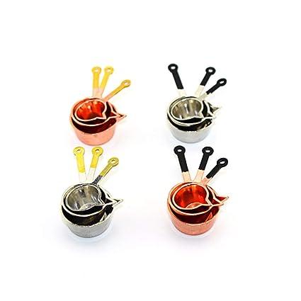 Amazon.es: KY-BORED 3pcs / Set Miniatura Dollhouse ...
