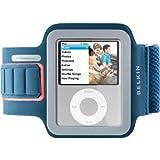 Belkin Sport Armband Plus Case for iPod nano 3G (Blue)