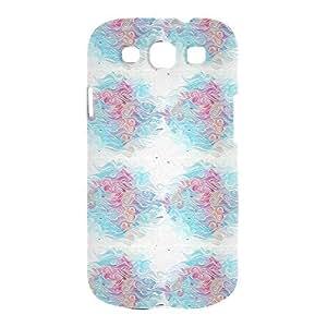 Waves Samsung S3 3D wrap around Case - Design 8