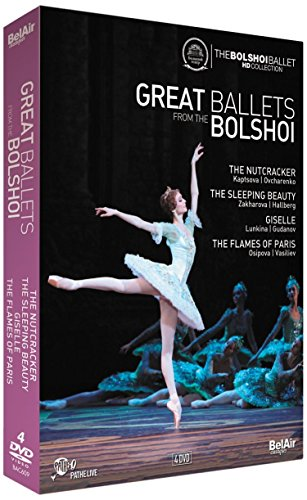 Great Ballets from the Bolshoi [Box