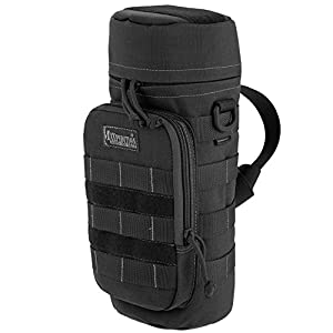 Maxpedition 12-Inch X 5-Inch Bottle Holder (Black)
