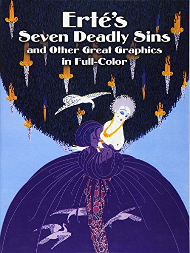 Erté's Seven Deadly Sins and Other Great