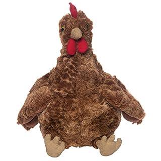 """Manhattan Toy Megg Chicken Stuffed Animal, 9"""""""