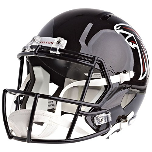 Atlanta Falcons Officially Licensed Speed Full Size Replica Football Helmet by Riddell