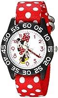 Disney Kids' W002373 Minnie Mouse Time T...