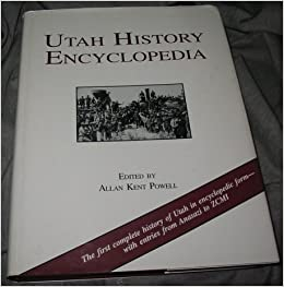Utah History Encyclopedia