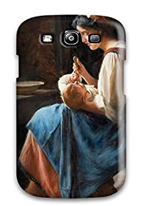 SuWVUWv3453HpnLT Faddish Painting Case Cover For Galaxy S3