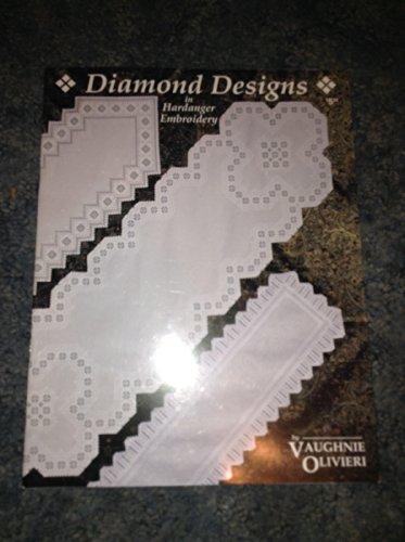 Diamond Designs in Hardanger Embroidery Book