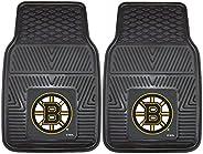 "Fanmats 10497 NHL Boston Bruins Vinyl Heavy Duty Car Mat , 18"""
