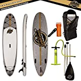 "10'6"" ISUP Aqua Discover Package - Inflatable Stand Up Paddle Board by Gold Coast Surfboards"