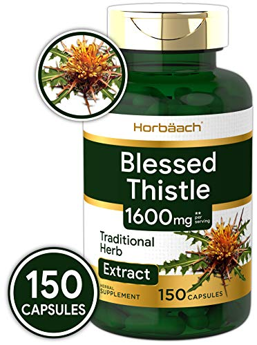 Blessed Capsules Breastfeeding Supplement Horbaach product image