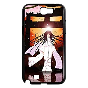 Samsung Galaxy Note 2 N7100 Phone Case Hell Girl Personalized Cover Cell Phone Cases GHE820004