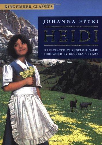 Book cover for Heidi