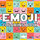 Emoji Coloring Book: A Funny & Unique Antistress Colouring Book & Gift for Adults, Teenagers, Seniors, Men & Women with Relaxing Emoji Patterns & ... Relief, Relaxation & Mindful Meditation)