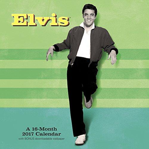 Elvis Presley Wall Calendar (2017) Elvis Calendar