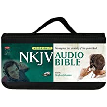 NKJV Audio Bible, CD. Voice Only