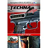 Techna Clip - Springfield Armory Mod.2 or XD(M) .9MM .40 .45 - Conceal Carry Belt Clip (Ambidextrous)