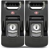 Nanuk TSA Powerclaw Latch Retrofit Kit - Works with Nanuk Case Sizes 908 918 920 925 933 935 940 945 950 & 960