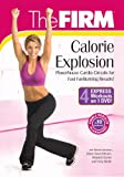 The Firm: Calorie Explosion Dvd by Alison Davis