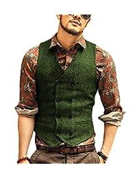 Amazon.com.mx  Verde - Trajes y Sacos   Ropa  Ropa d4b8f349c36