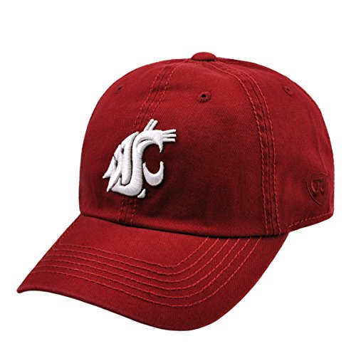 Washington State Cougars Adult Adjustable (Washington State University Clothing)