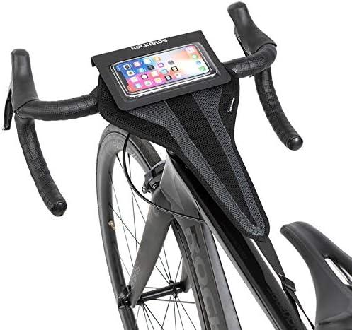 Durable Bike Trainer Schweißabdeckung Home Riding Frame Guard Net Absorb Strap
