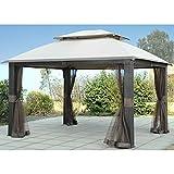 Sunjoy Replacement Canopy Set for Revella Gazebo