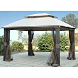 Sunjoy Replacement Canopy Set for Revella Gazebo For Sale
