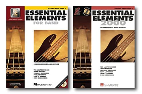 ??READ?? Essential Elements 2000 For Electric Bass - Two Book Set - Includes Book 1 With CD-ROM And Book 2 With CD.. bandejas worked games Chile taste cambio privada Packages